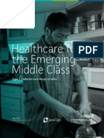 Healthcare for the Emerging Middle Class