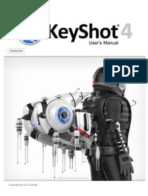 Keyshot 4 Turorial | Stereoscopy | High Dynamic Range Imaging