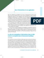 Divulgation Et Application