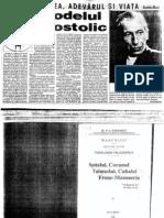 N. Paulescu - Spitalul, Coranul, Talmudul, Cahalul, Francmasoneria