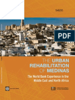 The Urban Rehabilitation of Medinas