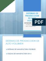 Produccion Altos Volumenes