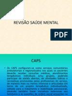 Revisão Saúde Mental