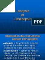 L'asepsie+ AES1.ppt