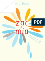 Zac and Mia Excerpt (Zac) by A.J. Bett