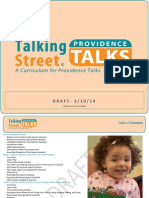 Providence Talks Curriculum