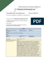 Consulta CVM - Fundos Mútuos privatização - FGTS