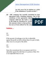FIN623 - Taxation Management GDB Solution