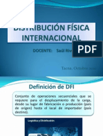 Sesión 05 Distribución Física Internacional