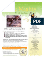 2014 Bee Mighty Spring Newsletter