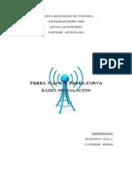 Tierra Plana y Curva2