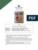 The Secret Lives of INTPs pdf | Psychology & Cognitive