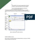 Modo de Ingreso a Excel