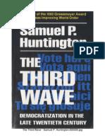 The Third Wave - Samuel P. Huntington