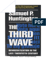 The Third Wave - Samuel P. Huntington