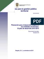 Planeación para el desarrollo integral en las entidades territoriales[1].pdf