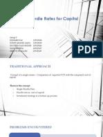 Hurdle Rates Presentation