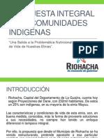 Propuesta Integral Para Comunidades Indígenas