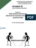 Sesion 18 Autoinmunidad
