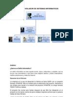 PERFIL DEL VIOLADOR DE SISTEMAS INFORMATICOS