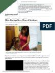 5 - More Doctors Steer Clear of Medicare
