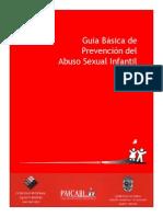 Guia Básica de Prevención Del Abuso Sexual Infantil