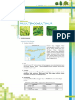 Profil Kehutanan Provinsi NTT