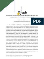 Analisis Del Libro de Diego de Landa