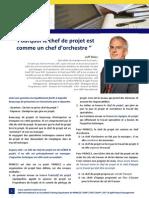 11- Pourquoi Le Chef de Projet Est Comme Un Chef d'Orchestre FR