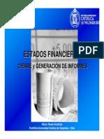 Clase 4 Preparacion Estados Financieros