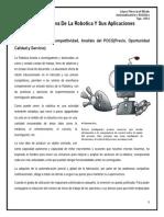 Tema VII. Prospectiva de La Robotica Y Sus Aplicaciones