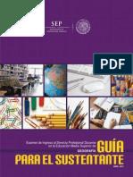 Guia Geografia 2014