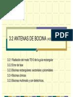 Antena Bocina