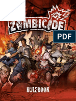 Zombicide Rulebook