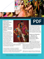 DRUMBEAT NEWSLETTER                                                         
