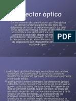 Detector Óptico