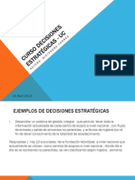 Curso Decisiones Estratégicas - UC