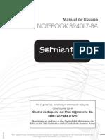 Manual Notebook Sarmiento BRII07