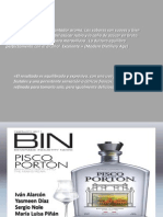 Pisco-Marketing Estratégico