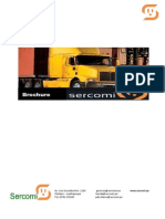 Brochure Sercomi