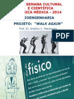 Palestra Projeto Walk Again