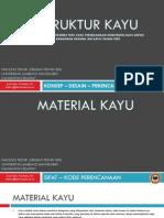 Struktur Kayu 1