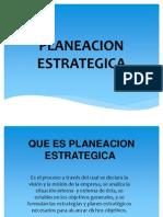 Presentacion Planeacion Estrategica Uniminuto