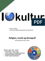 Religion, Musik Og Ikonografi