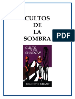 Cultos de La Sombra by Kenneth Grant