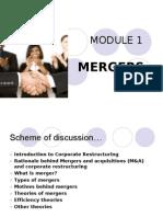 M&A Module 1