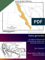 Provincia fisiográfica de la Península Baja California