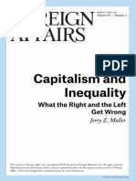Wealthy and Capitalism