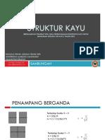 Struktur Kayu 2