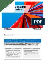 Studiu Tendinte Si Realitati CSR in Romania CSRmedia.ro ErnstYoung 2013